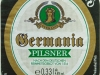Germania Pilsner ▶ Gallery 2093 ▶ Image 6701 (Label • Этикетка)