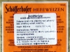 Schöfferhofer Hefeweizen ▶ Gallery 909 ▶ Image 2453 (Back Label • Контрэтикетка)