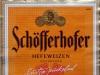 Schöfferhofer Hefeweizen ▶ Gallery 909 ▶ Image 2454 (Label • Этикетка)