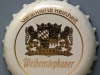 Weihenstephaner Hefeweissbier ▶ Gallery 2580 ▶ Image 8710 (Bottle Cap • Пробка)