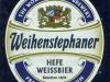Weihenstephaner Hefeweissbier ▶ Gallery 2580 ▶ Image 8690 (Label • Этикетка)