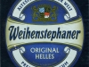Weihenstephaner Original Helles ▶ Gallery 2588 ▶ Image 8703 (Label • Этикетка)