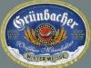 Grünbacher Winter Weisse ▶ Gallery 1986 ▶ Image 6328 (Label • Этикетка)