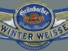 Grünbacher Winter Weisse ▶ Gallery 1986 ▶ Image 6329 (Neck Label • Кольеретка)