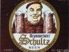 Braumeister Schultz pilsener ▶ Gallery 1115 ▶ Image 3211 (Label • Этикетка)