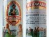 Weidmann Hefeweissbier Dunkel ▶ Gallery 2313 ▶ Image 7684 (Can • Банка)
