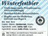 Hohenthanner Winterfestbier ▶ Gallery 1987 ▶ Image 6827 (Back Label • Контрэтикетка)