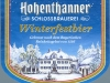 Hohenthanner Winterfestbier ▶ Gallery 1987 ▶ Image 6828 (Label • Этикетка)