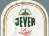 Jever Light ▶ Gallery 2525 ▶ Image 8452 (Back Label • Контрэтикетка)