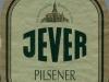Jever Pilsener ▶ Gallery 907 ▶ Image 8448 (Label • Этикетка)
