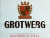 Grotwerg Bayerish Hell ▶ Gallery 1184 ▶ Image 4830 (Label • Этикетка)