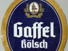 Gaffel Kölsch ▶ Gallery 1384 ▶ Image 4014 (Label • Этикетка)