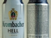 Krombacher Hell ▶ Gallery 1805 ▶ Image 5564 (Can • Банка)