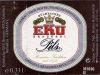 EKU Pils ▶ Gallery 2475 ▶ Image 8229 (Label • Этикетка)