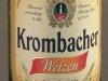 Krombacher Weizen ▶ Gallery 418 ▶ Image 1033 (Glass Bottle • Стеклянная бутылка)
