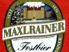 Maxlrainer Festbier Märzen ▶ Gallery 2104 ▶ Image 6758 (Label • Этикетка)