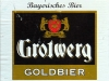 Grotwerg Goldbier ▶ Gallery 1602 ▶ Image 4836 (Label • Этикетка)