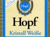 Hopf Kristall Weiße ▶ Gallery 2403 ▶ Image 8020 (Label • Этикетка)
