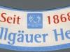 Allgäuer Hell ▶ Gallery 2592 ▶ Image 8734 (Neck Label • Кольеретка)