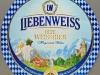 Liebenweiss Hefe-Weissen ▶ Gallery 1689 ▶ Image 5439 (Label • Этикетка)