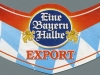 Eine Bayern Halbe Export Bayrisch Hell ▶ Gallery 2118 ▶ Image 6815 (Neck Label • Кольеретка)