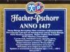Hacker-Pschorr Naturtrübes Kellerbier ▶ Gallery 1597 ▶ Image 4817 (Back Label • Контрэтикетка)