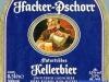 Hacker-Pschorr Naturtrübes Kellerbier ▶ Gallery 1597 ▶ Image 6748 (Label • Этикетка)
