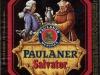 Paulaner Salvator Doppelbock ▶ Gallery 2524 ▶ Image 8440 (Label • Этикетка)