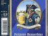 Fritzens Brauerbier ▶ Gallery 2319 ▶ Image 7715 (Label • Этикетка)
