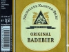 Original Badebier ▶ Gallery 1596 ▶ Image 4815 (Label • Этикетка)