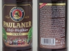 Paulaner Hefe-Weißbier Dunkel ▶ Gallery 1186 ▶ Image 3383 (Glass Bottle • Стеклянная бутылка)