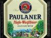 Paulaner Hefe-Weißbier Naturtrüb ▶ Gallery 1850 ▶ Image 5719 (Label • Этикетка)