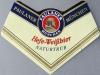 Paulaner Hefe-Weißbier Naturtrüb ▶ Gallery 1850 ▶ Image 5720 (Neck Label • Кольеретка)