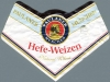 Paulaner Hefe-Weizen Natural Wheat ▶ Gallery 2533 ▶ Image 8514 (Neck Label • Кольеретка)
