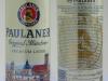 Paulaner Original Munchner Premium Lager ▶ Gallery 1187 ▶ Image 3385 (Can • Банка)
