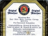 Paulaner Original Munchner Premium Lager ▶ Gallery 2531 ▶ Image 8496 (Back Label • Контрэтикетка)