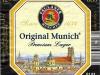 Paulaner Original Munchner Premium Lager ▶ Gallery 2531 ▶ Image 8497 (Label • Этикетка)