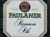 Paulaner Premium Pils ▶ Gallery 2532 ▶ Image 8507 (Label • Этикетка)