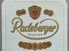Radeberger Pilsner ▶ Gallery 1589 ▶ Image 4789 (Coaster • Подставка)