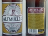 Altmüller Hefe-Weissbier ▶ Gallery 1548 ▶ Image 4594 (Glass Bottle • Стеклянная бутылка)