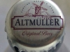 Altmüller Hefe-Weissbier ▶ Gallery 1548 ▶ Image 4595 (Bottle Cap • Пробка)