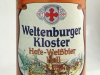 Weltenburger Kloster Hefe-Weißbier Hell ▶ Gallery 1762 ▶ Image 7155 (Glass Bottle • Стеклянная бутылка)