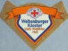 Weltenburger Kloster Hefe-Weißbier Hell ▶ Gallery 1762 ▶ Image 5431 (Neck Label • Кольеретка)