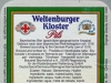 Weltenburger Kloster Pils ▶ Gallery 1185 ▶ Image 5423 (Back Label • Контрэтикетка)