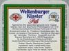 Weltenburger Kloster Pils ▶ Gallery 1185 ▶ Image 5423 (Back Label • Контрэтикетка)