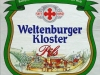 Weltenburger Kloster Pils ▶ Gallery 1185 ▶ Image 5424 (Label • Этикетка)