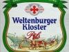 Weltenburger Kloster Pils ▶ Gallery 1185 ▶ Image 5424 (Label • Этикетка)