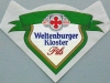 Weltenburger Kloster Pils ▶ Gallery 1185 ▶ Image 5425 (Neck Label • Кольеретка)