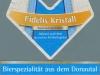 Zoller-Hof Fidelis Kristall ▶ Gallery 2549 ▶ Image 8566 (Neck Label • Кольеретка)
