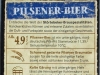 Störtebeker Pilsener ▶ Gallery 874 ▶ Image 2330 (Back Label • Контрэтикетка)
